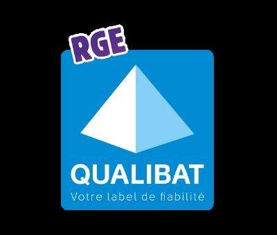 Logo Qualibat RGE Isolation thermique par l'extérieur ISO&FACE