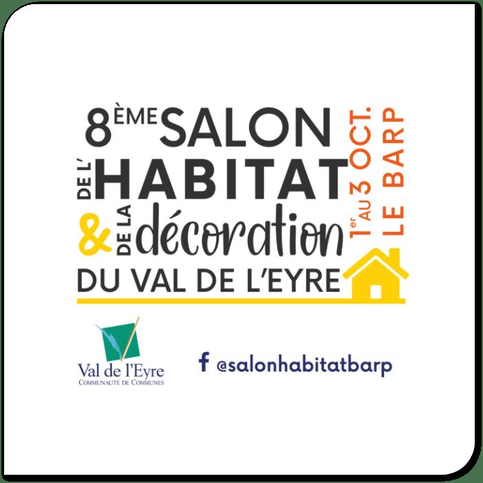 Participation au salon de l'habitat et de la décoration du Val de l'Eyre au Barp